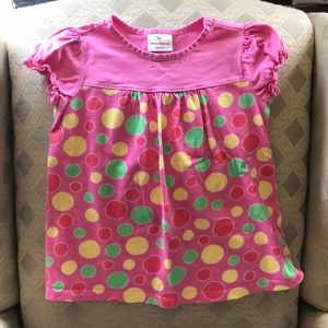 Hanna Andersson Girls' Top / Shirt size 120 (6-7)